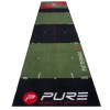 Carpet Launch Golf 3.0 Pure2Improve: Simulates the real conditions of putting green (65 x 300 cm)