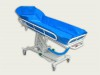 Chrome Plated Steel Shower/Bathing and Transfer Trolleys