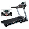 Treadmill F8 TFT BH Fitness: Equipped with touch & fun technology