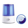 Ultrasonic Humidifier: Capacity 2.2 liters, adjustable steam outlet and tank for essences