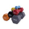 Vinyl Dumbbells Kinefis High Quality (weights available)