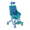 Sanichair Tilting Aluminium Chair for Baths and Showers: Ideal for Children and Adolescents