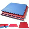 Tatami Puzzle Reversible Kinefis Color Blue - Red (thickness 40 mm)