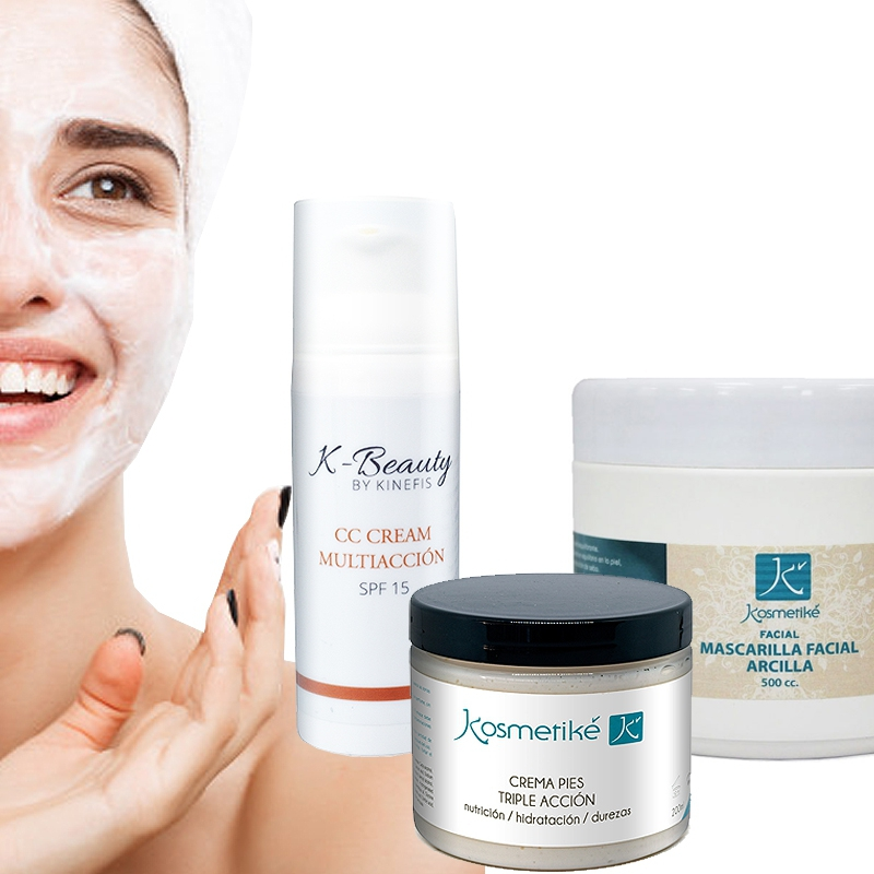 Cosmetic from Sancion Angel Beauty