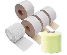 Rigid bandages and accessories