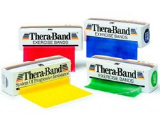 Elastic Bands by Thera Band