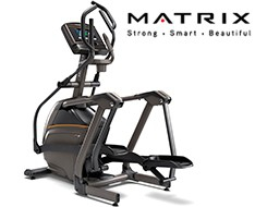Elliptical bicycles Matrix