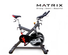 Spinning Matrix Bicycles