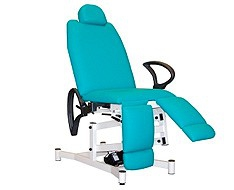 Stretchers-Electric armchairs for podiatry