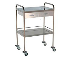 Multifunctional trolleys and tables