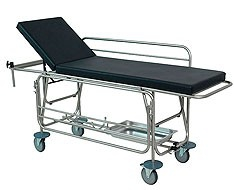 Emergency Stretcher Trolleys and Patient Transfer