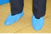 Overshoes for Surgical Shoe Bath (embossed blue plastic overshoes) - 100 units