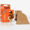 KT Tape Pro Sport Kinesiology Tape of Maximum Synthetic Quality 5cm x 5m without Precut, Beige Color