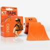KT Tape Pro Sport Kinesiology Tape of Maximum Synthetic Quality 5cm x 5m with Precut, Orange Color