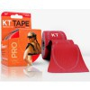KT Tape Pro Sport Kinesiology Tape of Maximum Synthetic Quality 5cm x 5m with Precut, Red Color