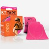 KT Tape Pro Sport Kinesiology Tape of Maximum Synthetic Quality 5cm x 5m with Precut, Color Pink