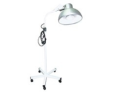 Ultraviolet podiatry lamps