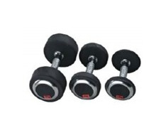 Dumbbells and Supports