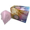 Pink FFP2 masks with European CE certificate (individually bagged - box of 25 units)