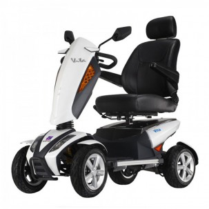 Scooter Vita: Sporty with high performance, double axle suspension and 700W  engine