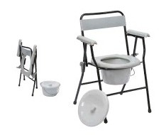 Chairs with Toilet and Toilet and Shower
