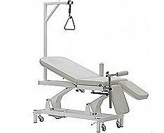Armchairs for placement of splints