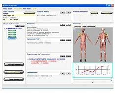 Professional Software for Physiotherapists and Osteopaths