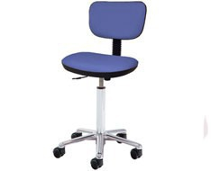 Kinefis Chair with Backrest Stools