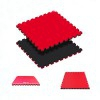 Tatami Reversible Puzzle Kinefis Color Black - Red (thickness 40 mm)