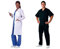 Sanitary uniforms