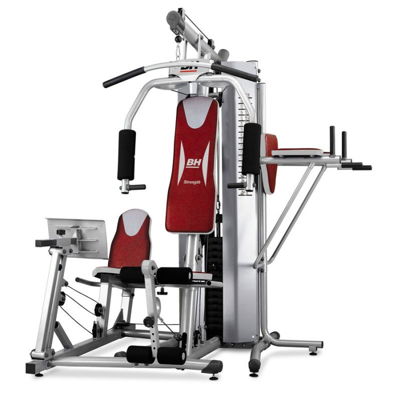 Multistation Weight Training Machine Global Gym Plus Bh